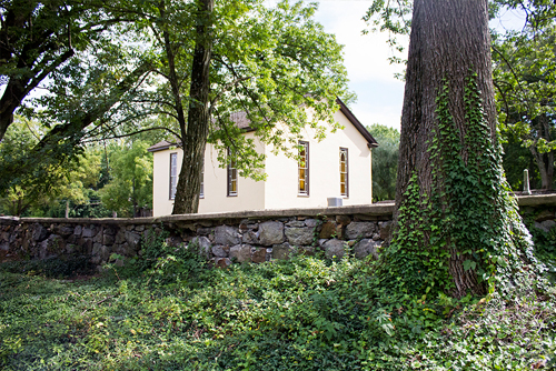 The Haunted Church in the State Park