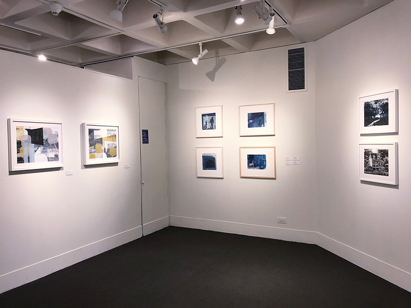 Installation Shot curtesy of U.C. Gallery
