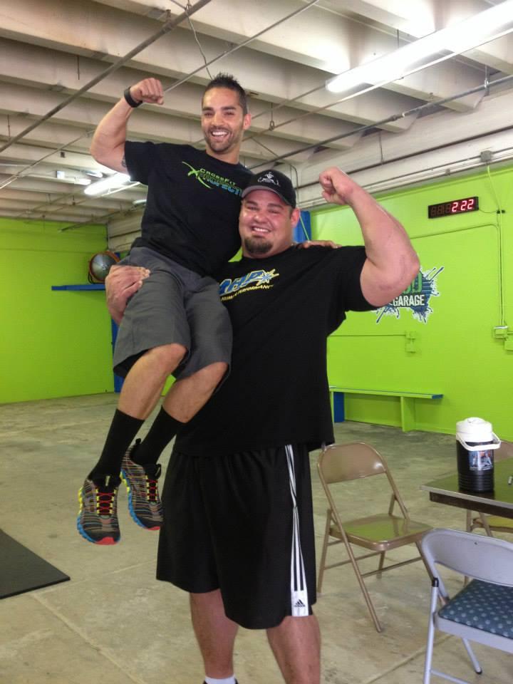 World's Strongest Man 2011,2013,2015