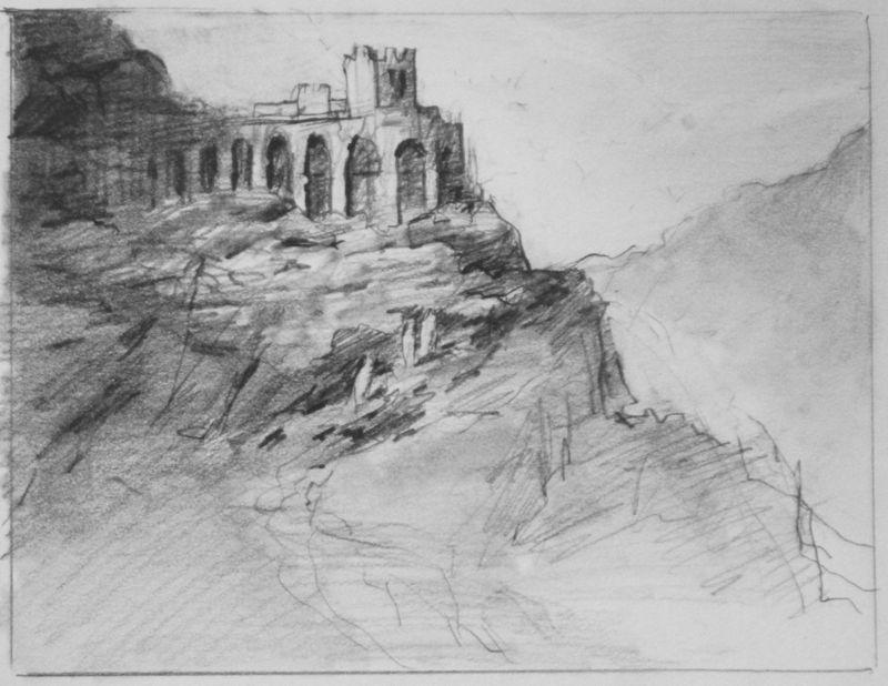 Hillside Monastery