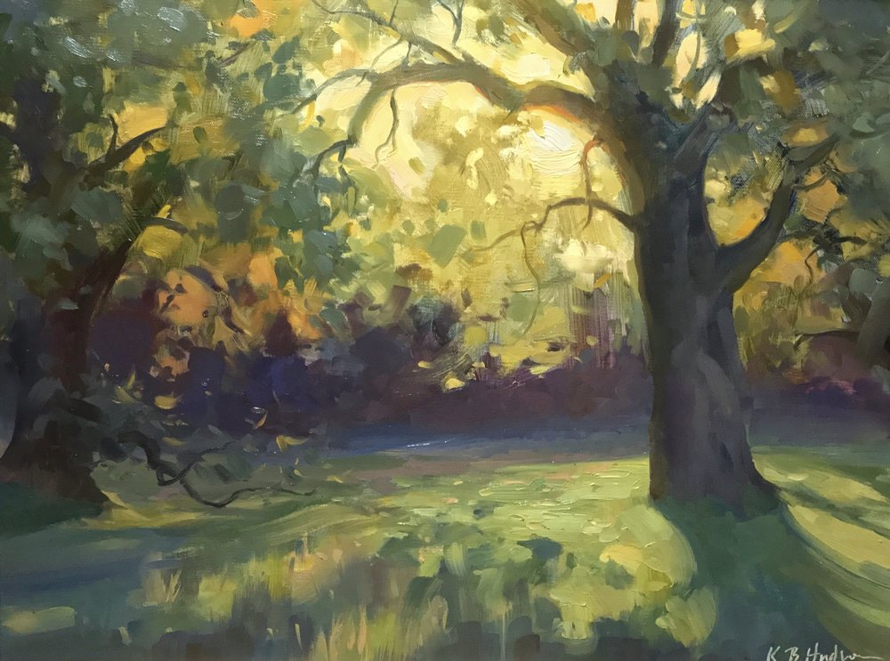 Oaks at Sunrise