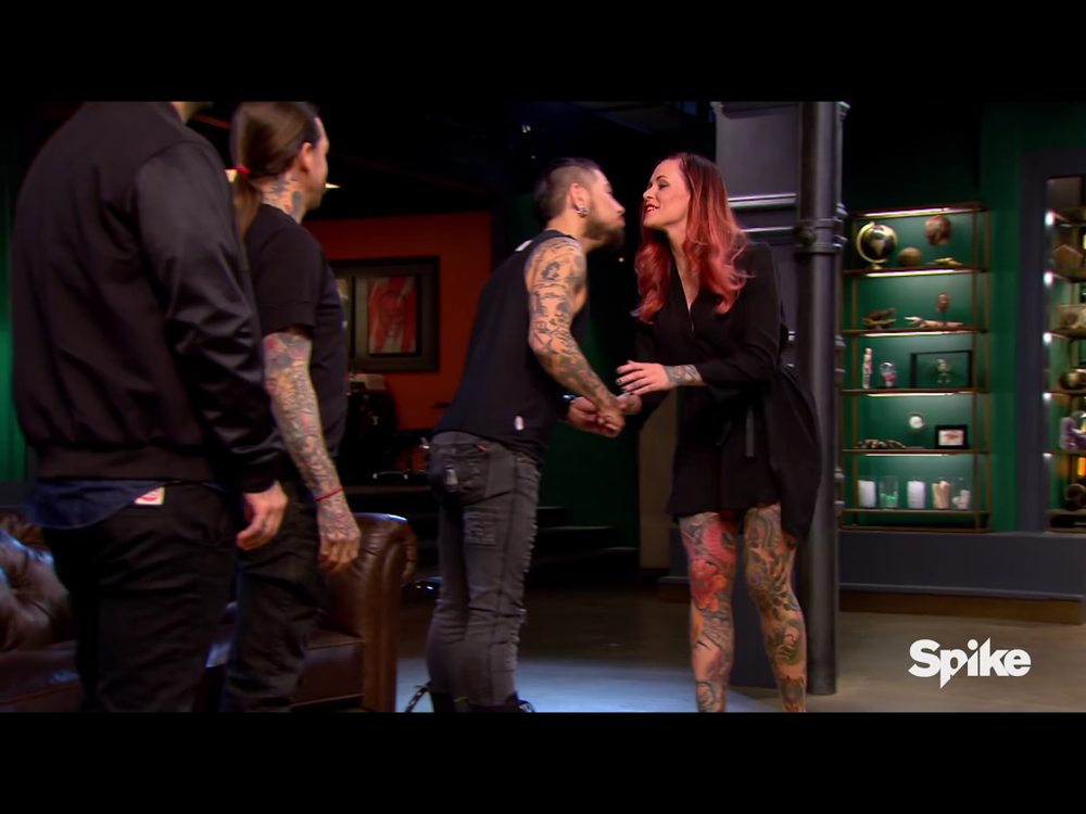 Ink Master Season 1 Contestants