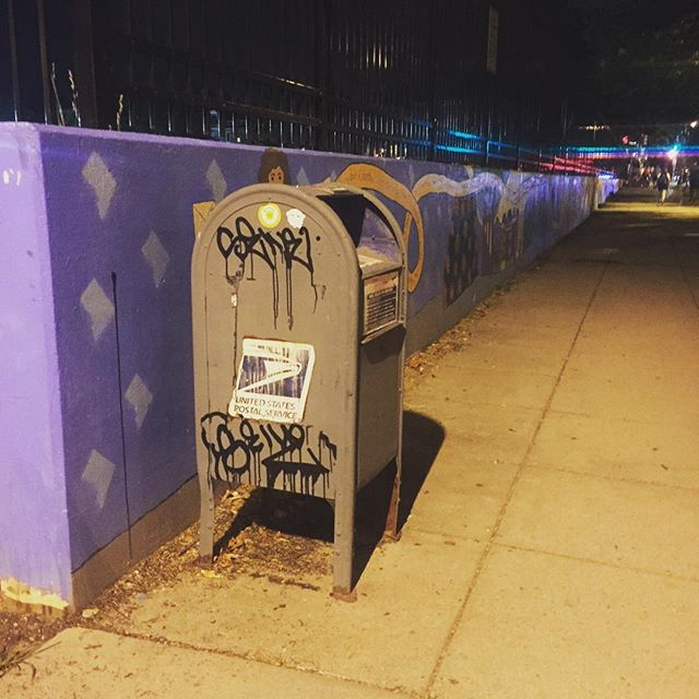 11th & Irving ⭐️⭐️⭐️⭐still on the lookout for 5 star #mailboxreview