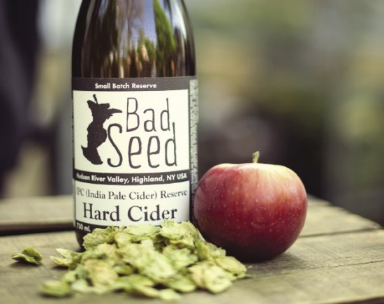 For a more in-depth, better written review of Bad Seed, check out this awesome Edible Brooklyn  article .