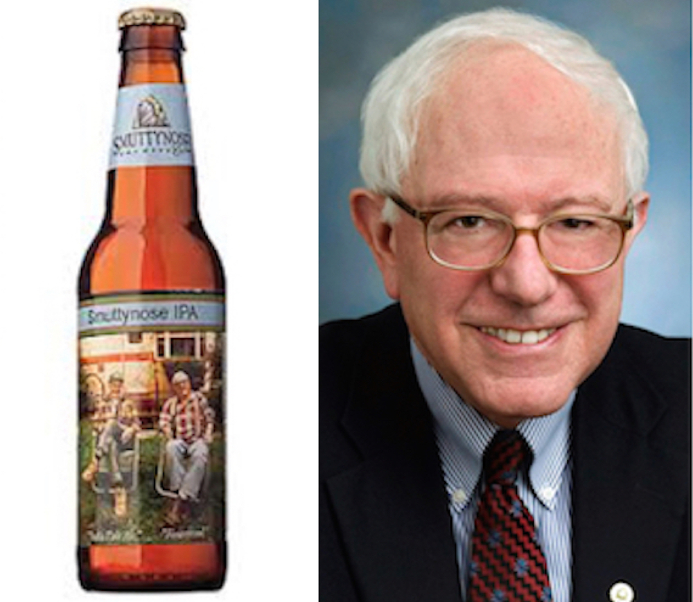 The second Democratic Beer contender is one that most of America isn't  super familiar with, and because of the name, a little unsure of, but those  who know ...