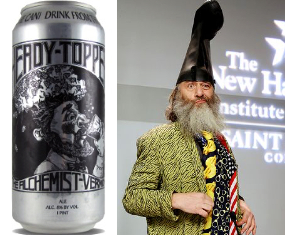 There are many that may not have heard of Heady Topper because it is a rare beer  most commonly ...