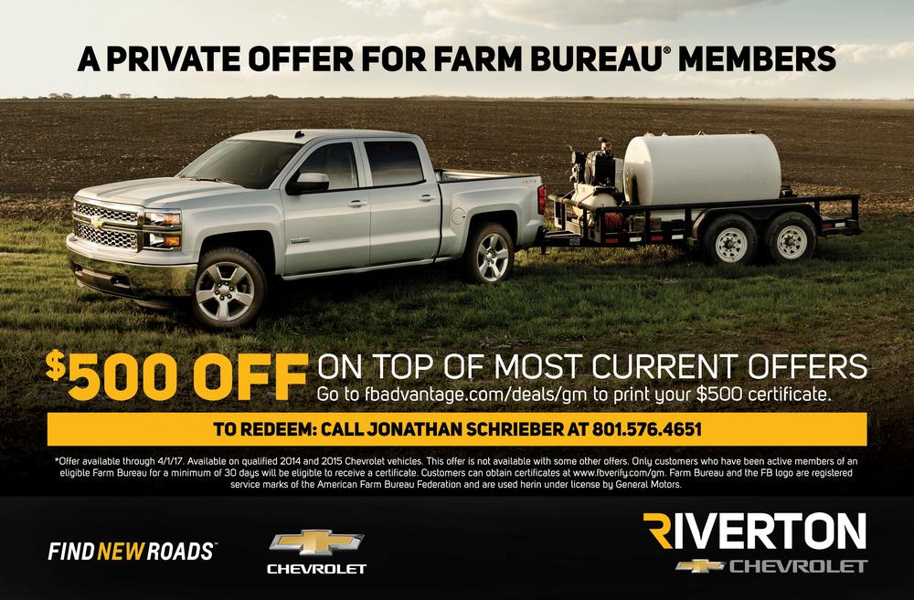 Farm Bureau Ad