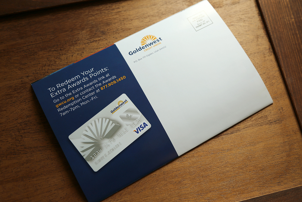 Extra Awards Visa Card Booklet