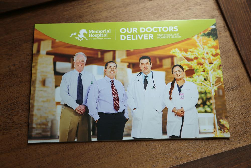 Memorial Hospital Mailer