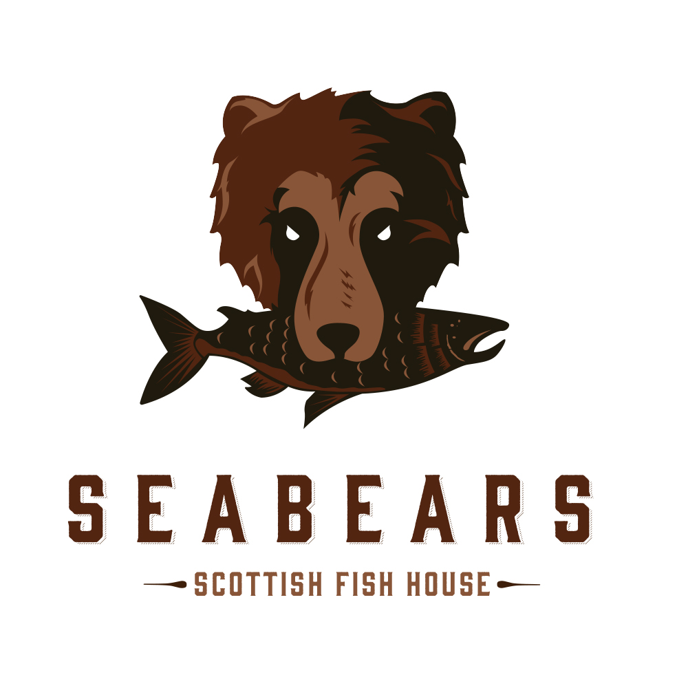 SeaBears Fish House Logo