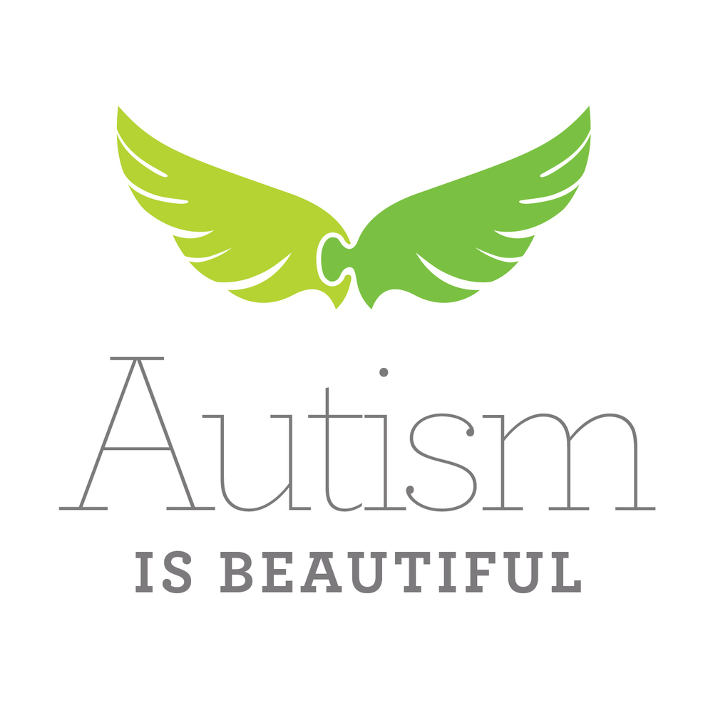 Autism is Beautiful Logo