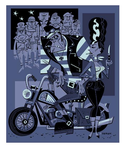 By Derek Yaniger