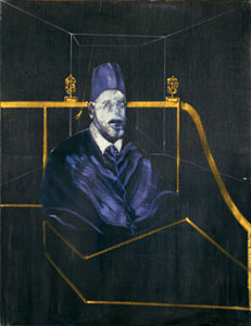 Study for Portrait (Man in a Blue Box)