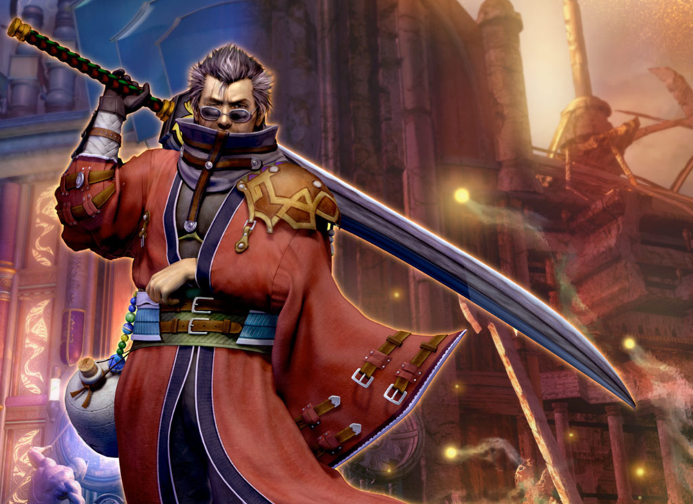 Auron here to vanquish those monsters underneath your bed.