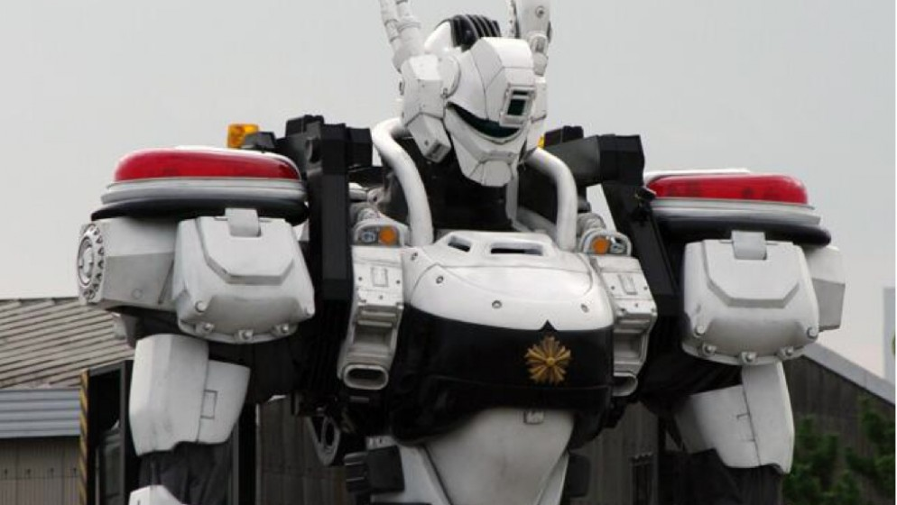 He even made a Patlabor movie!