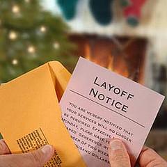 Layoff-notice