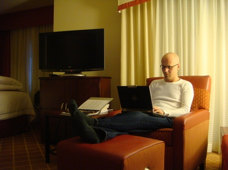 Hotelwriting