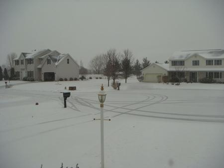 Snowinspring