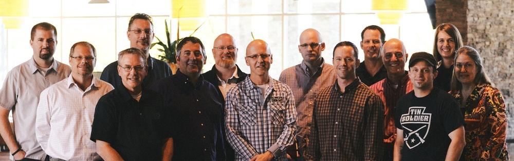 Executive Pastors Coaching Network -- Fall 2013