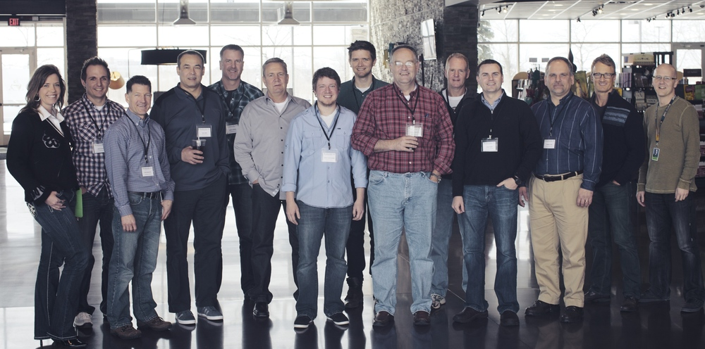 Executive Pastors' Coaching Network, March 2013