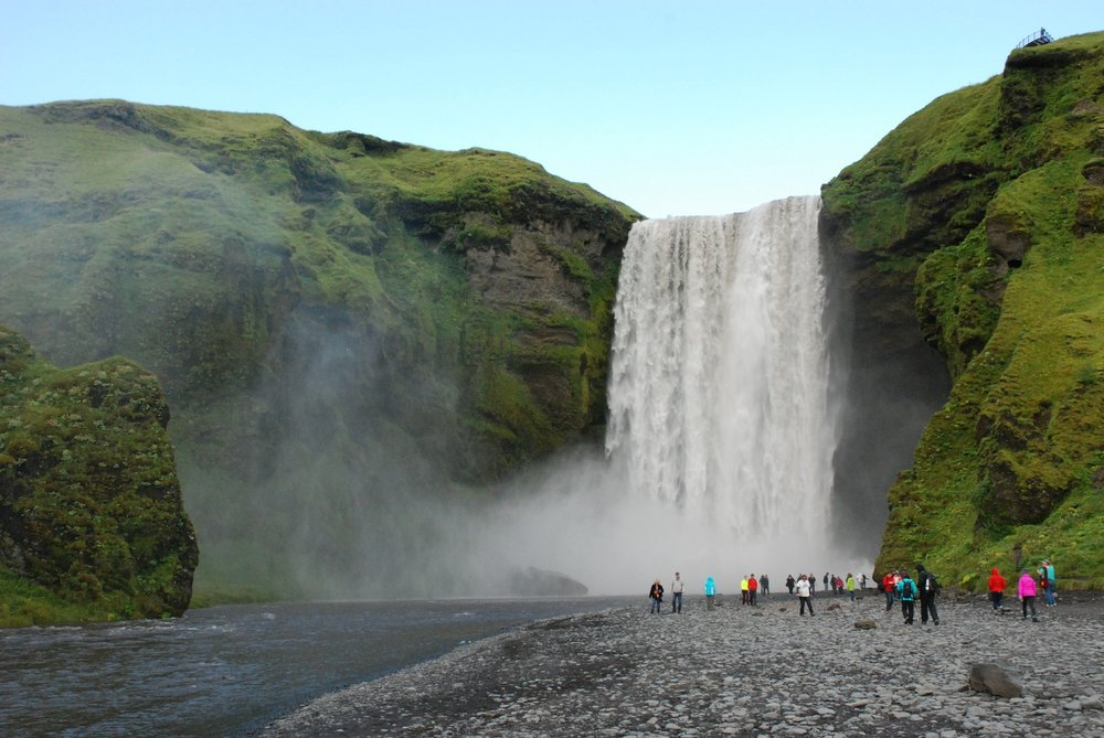 Biophilie et tourisme Islande
