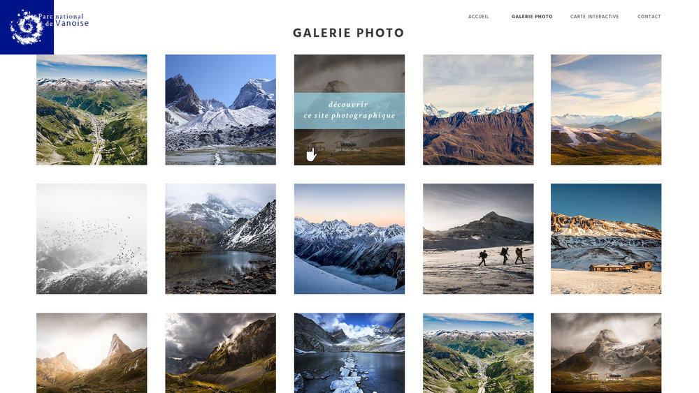Observatoire photographique des paysages Galerie photo