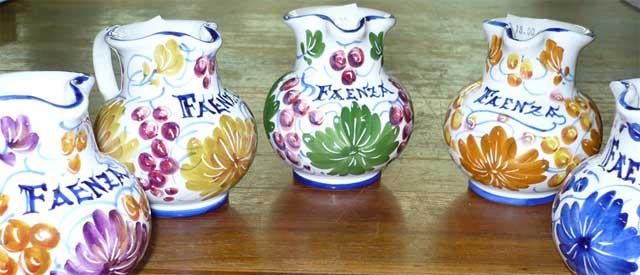 Faenza pottery