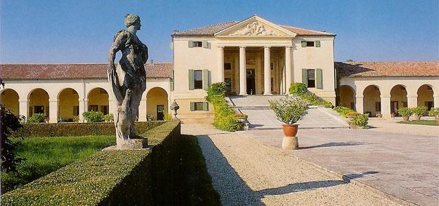 """""""Villa Emo"""", a Palladian villa in Veneto, photo by Erich Schmid"""