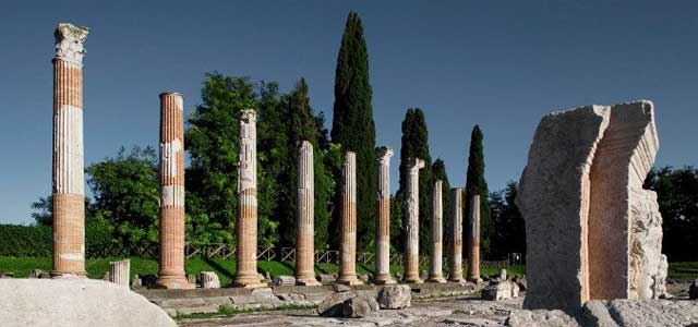 Roman excavations - image from turismofvg.it