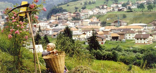 Traditional lifestyles at Eco-Museum I Mistirs - image from ecomuseomistirs.it
