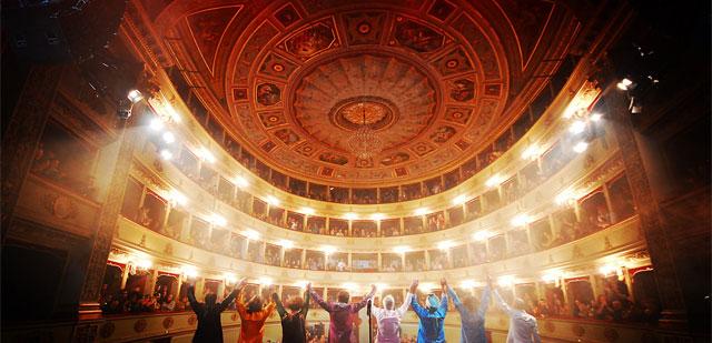Teatro dell'Aquila, Fermo - image by Stefano Caporilli