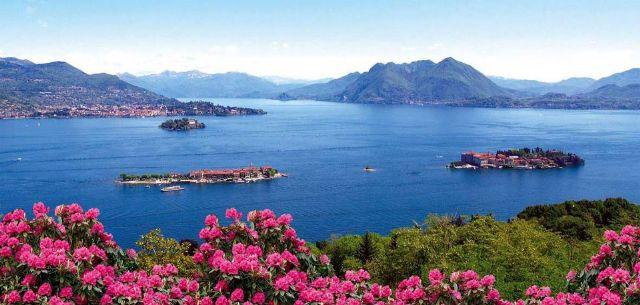 Lake Maggiore & its islands, image from isolelagomaggiore.com