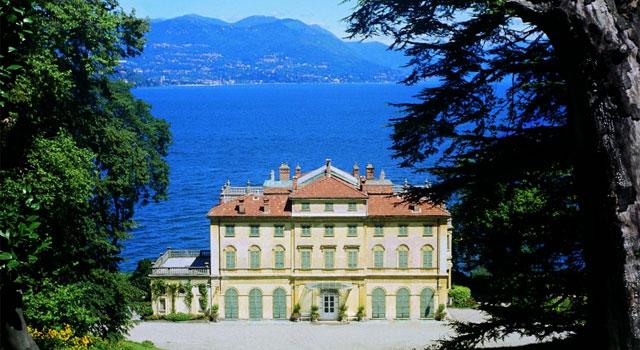 Villa Pallavicino di Stresa, image from distrettolaghi.it