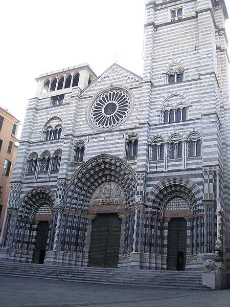 San Lorenzo Cathedral - image by Alessio Sbarbaro (Yoggysot)