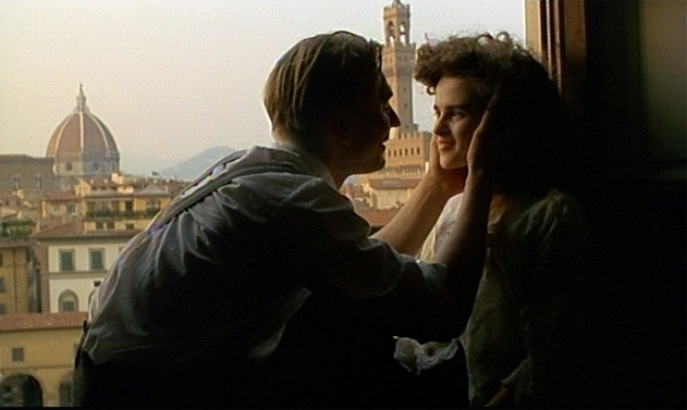 """What a view! [From the movie """"A Room with a View"""" (1985)]"""