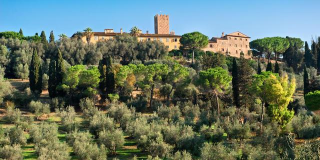 Tenuta Marsiliana Castle, Maremma Tuscany