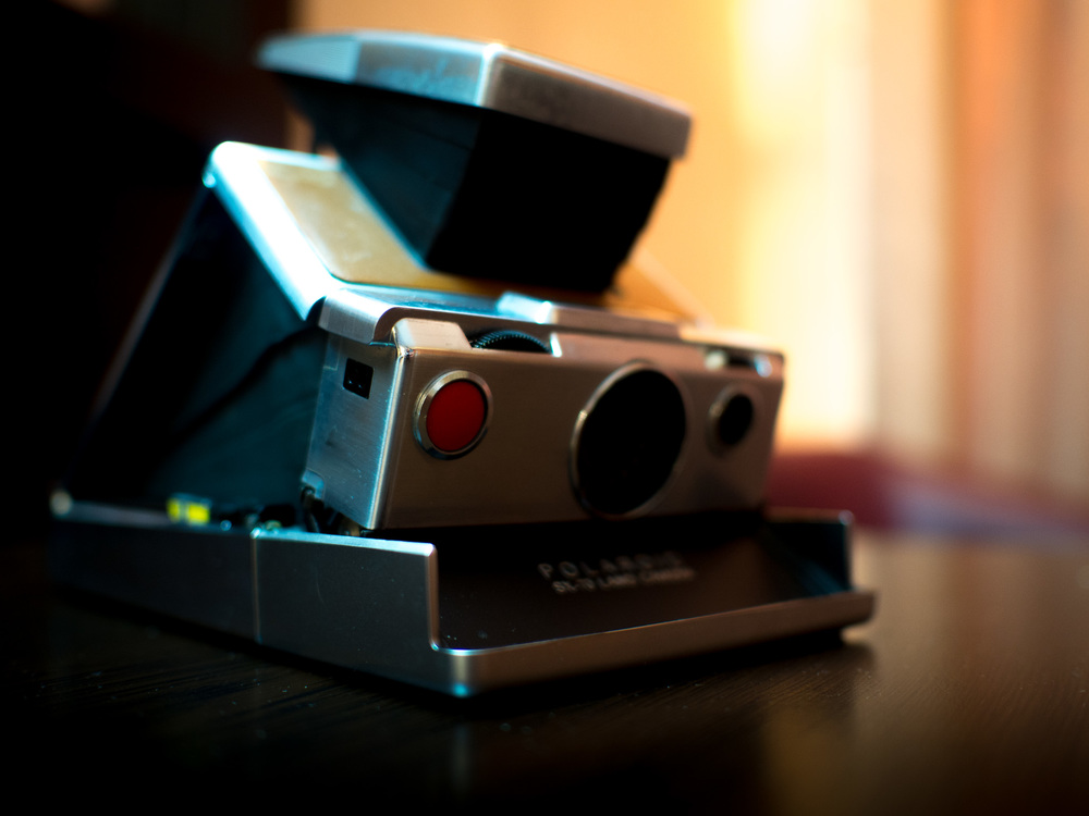 SX70 expanded - impressive :)