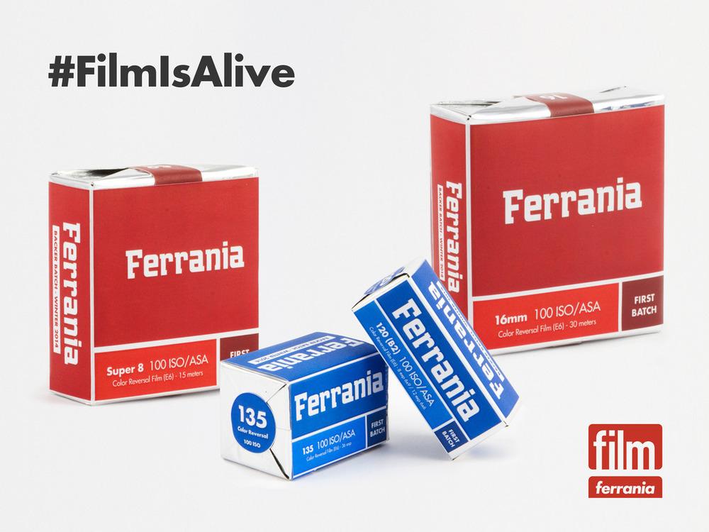 (c) Ferrania