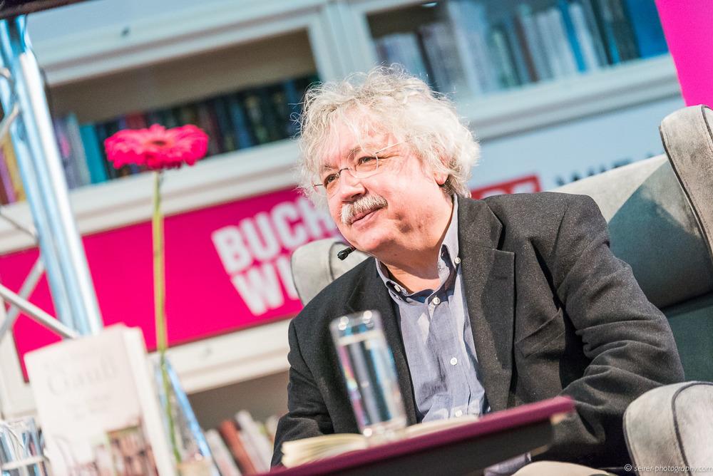 Karl-Markus Gauß auf der Buch Wien