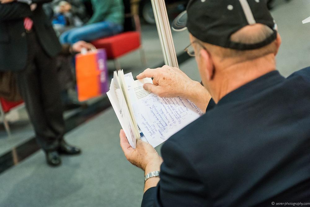 """Helmut Franz Kapl liest """"Ukraine Kulturreisen"""""""
