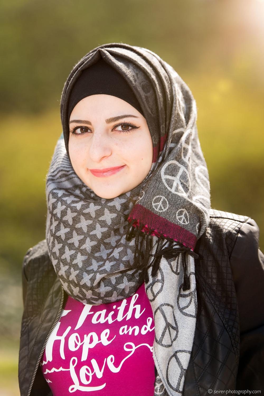 Reem für das Glaube - Liebe - Hoffnung Projekt