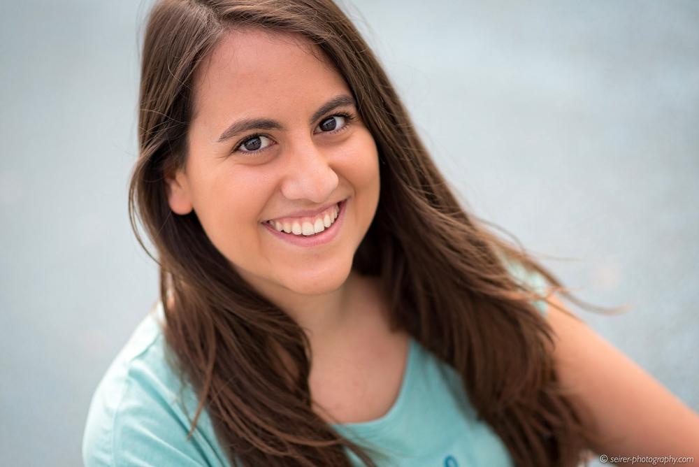 Claudine für das Glaube - Liebe - Hoffnung Projekt