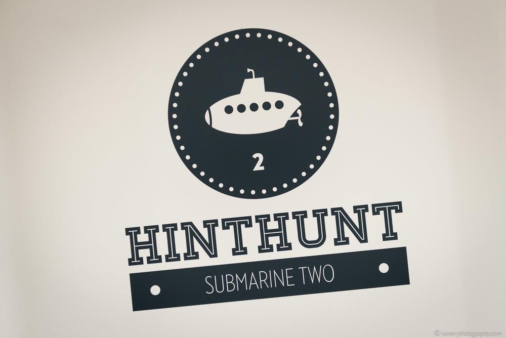 Den Submarine Raum gibt es mehrfach