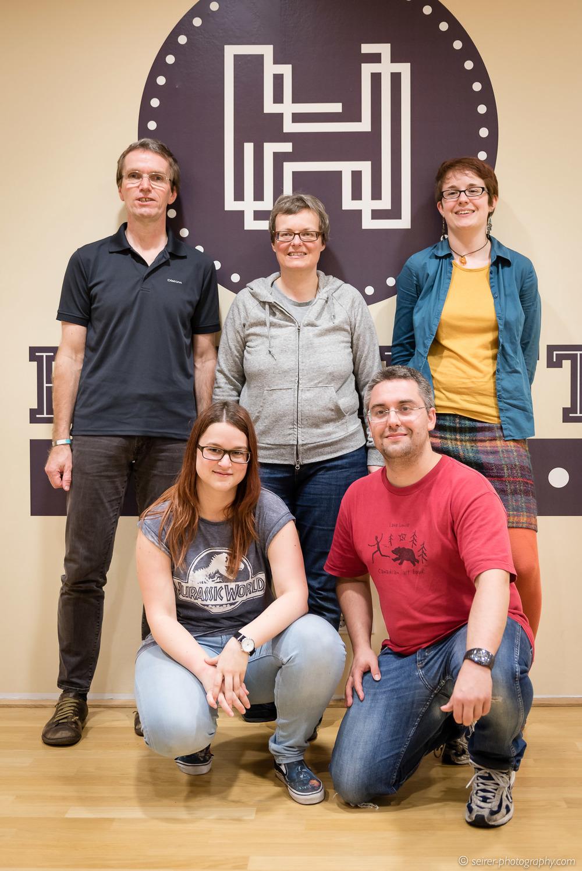 Das Janetts Meinung Team hat den Zen-Raum geschafft!