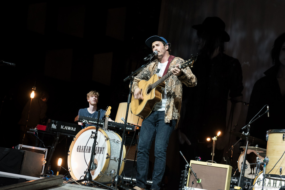 Graham Candy, Konzert in der Wiener Stadthalle, 18. Mai 2016