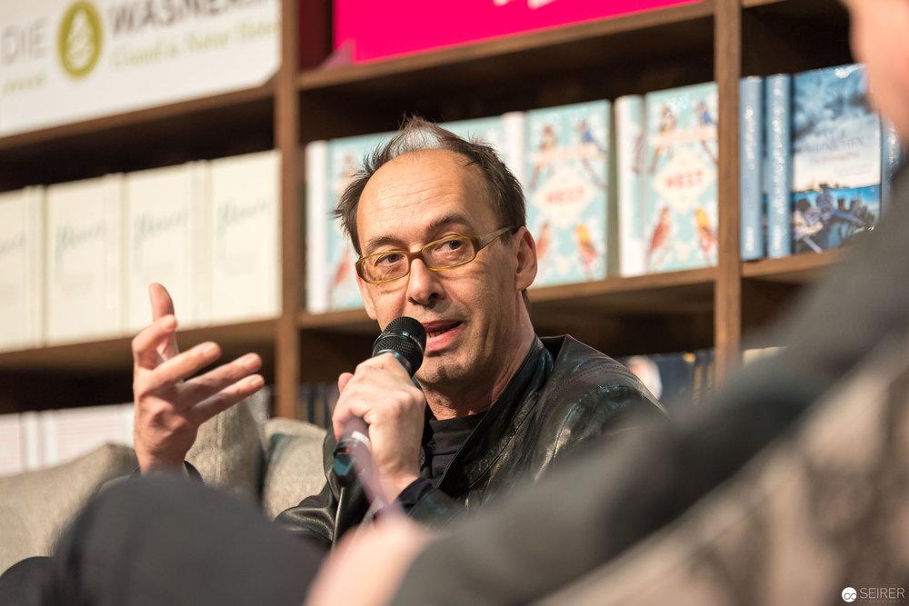 Robert Misik auf der Buch Wien 2016