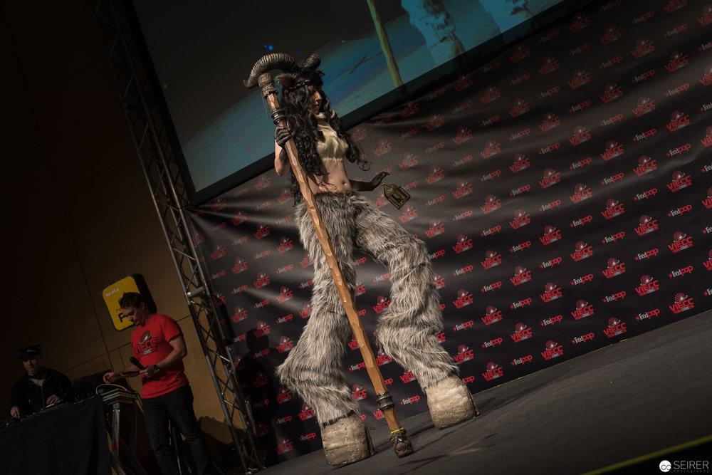 Satyr/ Pan griech. Mythologie / Armor Cosplay: Lee Lee