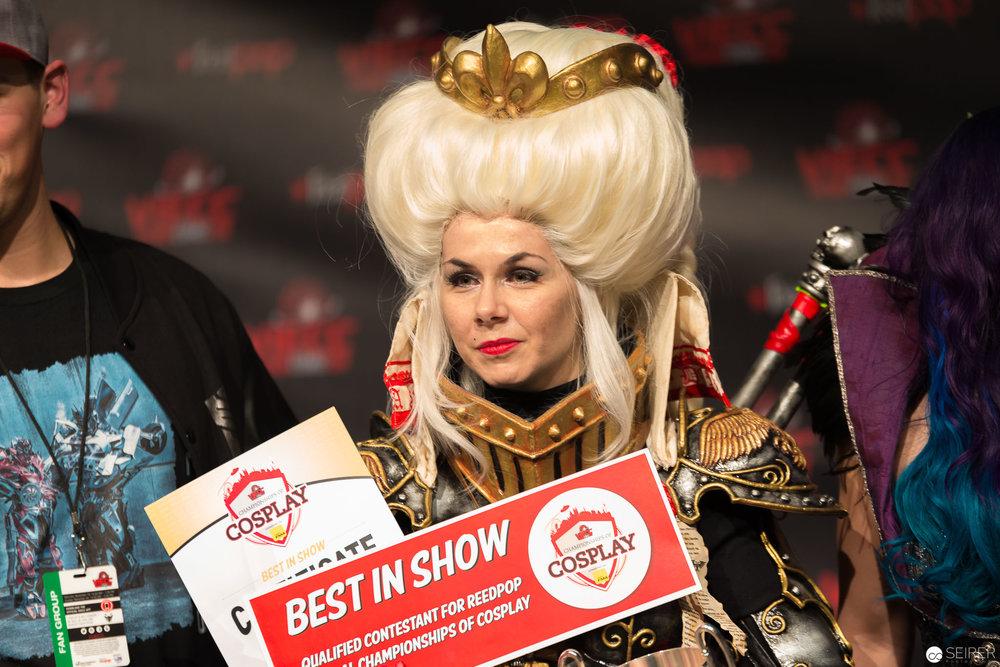 Best in Show Gewinner 2016