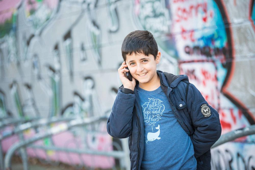Mohamad für Glaube Liebe Hoffnung