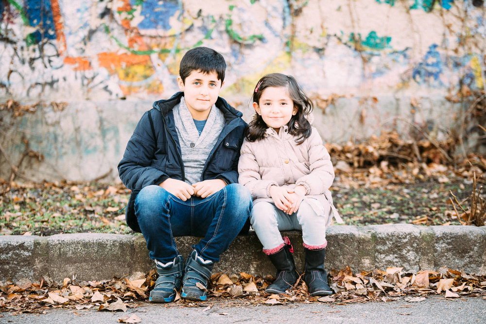 Mohamed und Haiat für Glaube Liebe Hoffnung